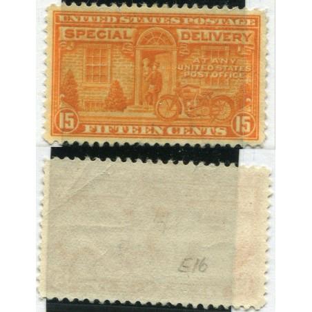 1925 U.S.A.  ESPRESSI  N.E13  NO GUM  ONT779
