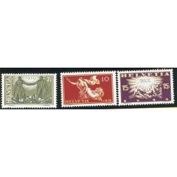 1919 Svizzera Commemorativi...
