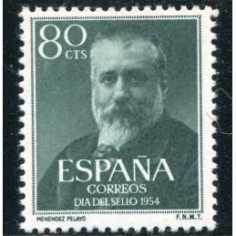 1954 Spagna n.853 mnh