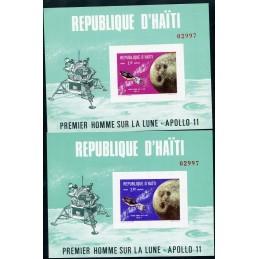 1969 Reubblica d'Haiti...