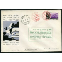1956 AUTOMOBILI RAID...