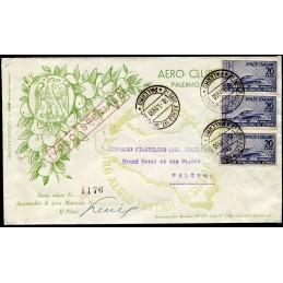 1950 2° GIRO AEREO DI SICILIA