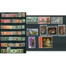NEW ZEALAND SMALL LOT FO...