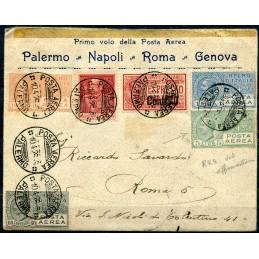1926 Primo volo Palermo -...