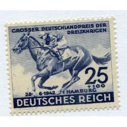 1942 GERMANIA REICH DERBY...
