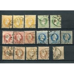 1867  AUSTRIA  EFFIGE DEL...