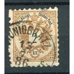 1883 AUSTRIA  2KR. N.40...