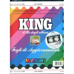 2001 San Marino fogli di...