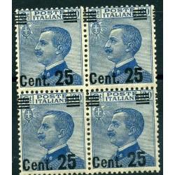1924 ITALIA REGNO VITT....
