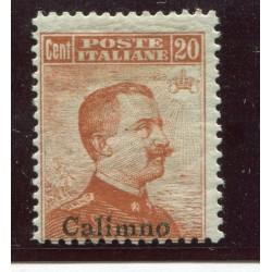 1934 ITALIA REGNO CALIMNO...