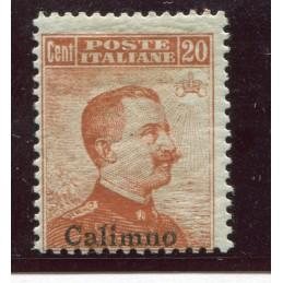 1917  - CALIMNO  VITT....