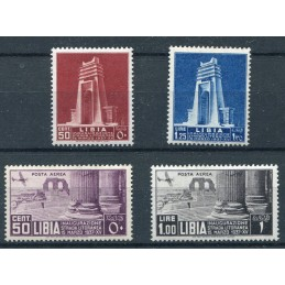 1937 LIBIA Inaugurazione...