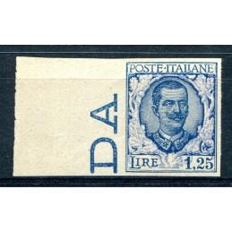 1926 Floreale, £. 1,25...