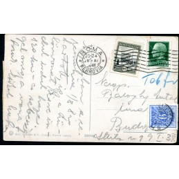 1936 Cartolina per...