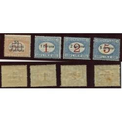 1922 DALMAZIA OCC. TEDESCA...