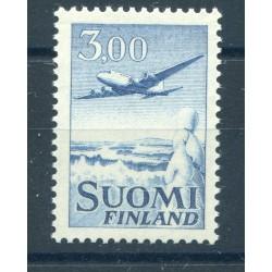 1963 FINLANDIA AIR MAIL...