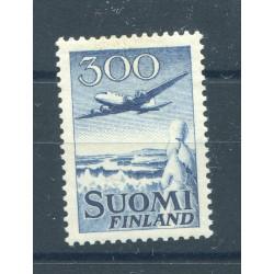 1958 FINLANDIA AIR MAIL...