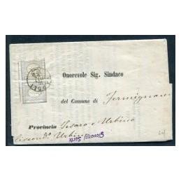 1863 Italia Sardegna coppia...