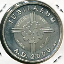 2000 Vaticano medaglia del...