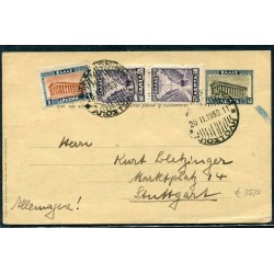 1939 GRECIA POST CARD FROM...