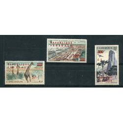 1961  CAMERUM AIR MAIL  MNH...