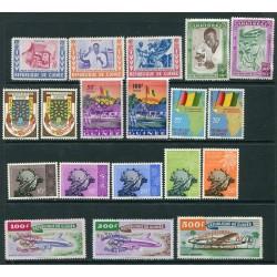 1960   REPUBLIQUE DE GUINEE...
