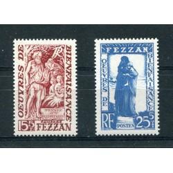 1950 FEZZAN BENEFICENZA...