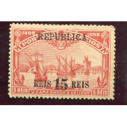 1911PORTOGALLO VASCO DE...