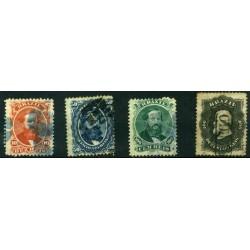 1866 BRASILE EMPEREUR PEDRO...