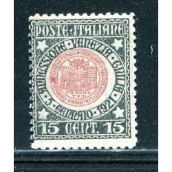 1921 ITALIA REGNO VENEZIA...