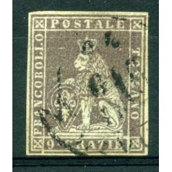 1851/52 TOSCANA CR.9 BRUNO...