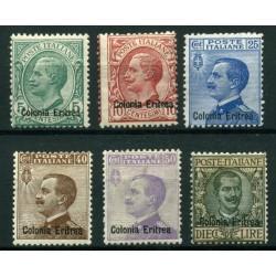 1908/16 Colonie Italiane...
