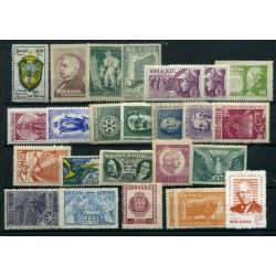 1938/60  BRASILE LOTTO MH...