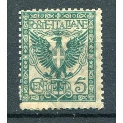 1917  GRECIA ELLAS BENEFICIENZA SOVRASTAMPATI   N.12/19/20  MH     LNT234