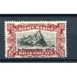 1918 SAN MARINO...