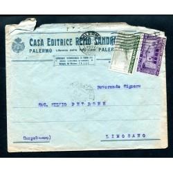 1927 ITALIA REGNO LETTERA...