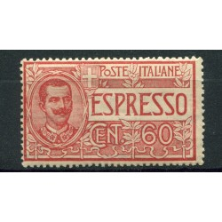 1933LUSSEMBURGO LUXEMBOURG PRO INFANZIA ENRICO VII N.244/45247/8    MH INT 987