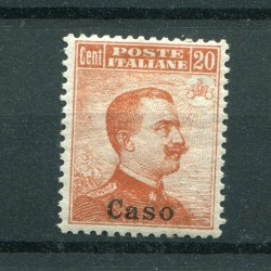 1917 REGNO EGEO CASO...