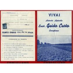 1953 LISTINO PUBBLICITARIO...