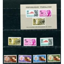 1963 REPUBBLICA TOGOLESE...
