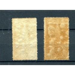 1949 REPUBBLICA 7 SERIE COMPLETE - USATE --- DNT561