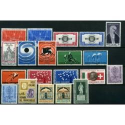 1962 ITALIA REPUBBLICA...