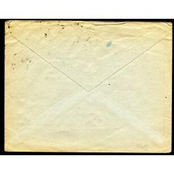 1926  SOMALIA £ 2,50 FLOREALE SOPRASTAMPATO, CON ORNATO SPOSTATO  MNH ALB150
