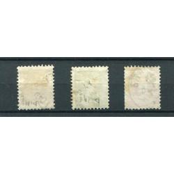 1951 ITALIA CINQUANTENARIO FRANCOBOLLI TOSCANA  QUARTINA MNH SUPERPREZZO ALB060