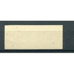1862 SARDEGNA C.5 VERDE GIALLASTRO N.15 DA  CAT € 150 MH HNT401