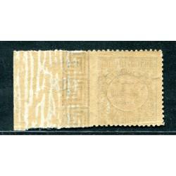 1860 TOSCANA GOVERNO PROVVISORIO CENT.20 USATO   MNT798