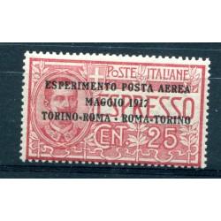 1917 ITALIA REGNO POSTA...