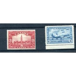 1927/1942 CANADA  MNH   I436