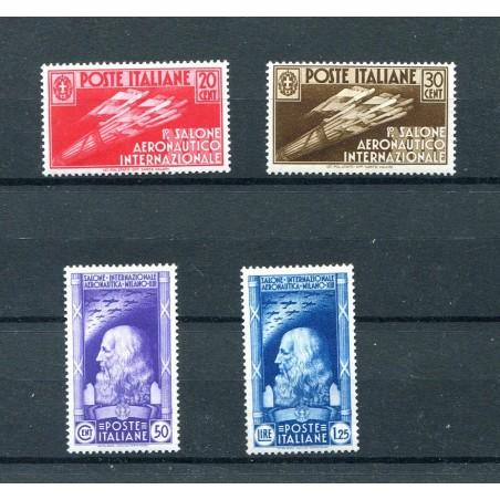 1935 ITALIA REGNO N.384/87 MH- MNH CAT. 250 I643