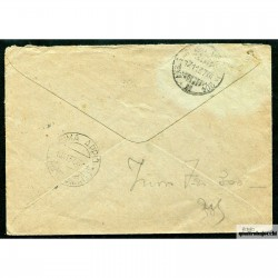 1957 - LUXEMBOURG  EUROPA PAX ON FDC  ONT672